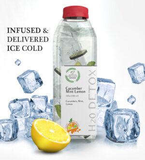 Cucumber Mint Lemon | Infused Water