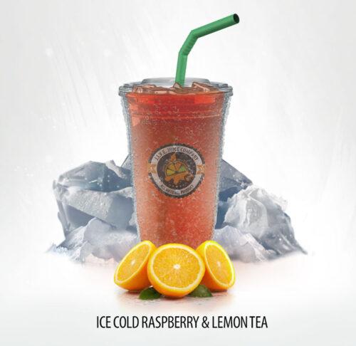 Raspberry Lemon Tea
