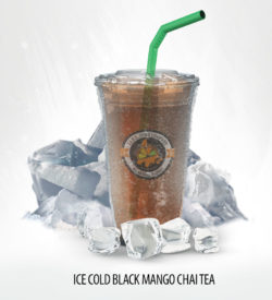 Black Mango Chai Tea