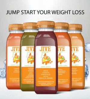 JIVE Smoothie Pack