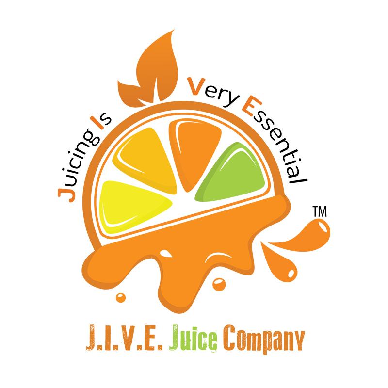 J.I.V.E. Juice Logo